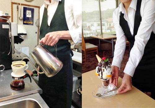 高校生・大学生 学生アルバイト歓迎^^ 厨房スタッフも募集中!