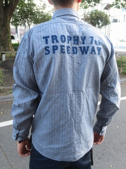 TROPHY CLOTHING 7TH SPEEDWAY SHIRTS
