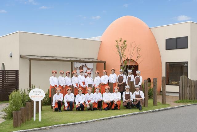 泉町のたまごの郷  販売スタッフ、菓子製造スタッフ募集中!    鶏卵の選別作業者も募集中!