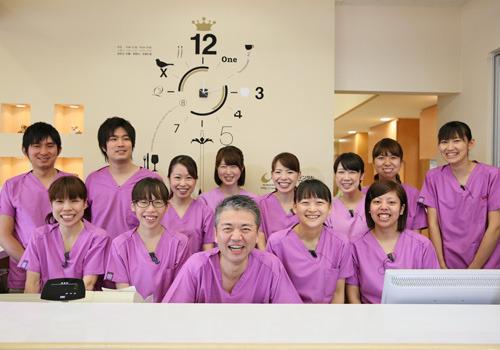 歯科衛生士・歯科助手【正社員・パートアルバイト】スタッフ募集!